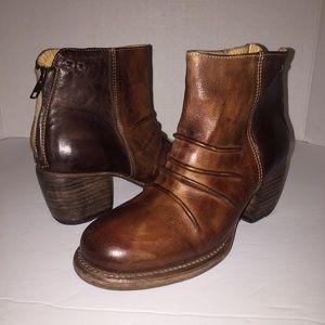 Bedstu Bed Stu arcane ankle boots sz 6